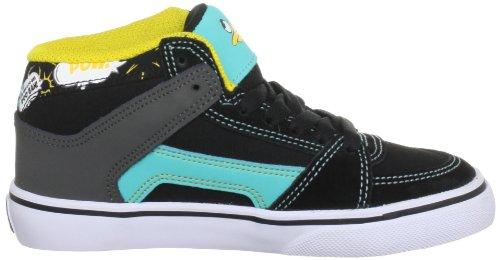 Solaria Publications Kids Rvm Vulc - Zapatillas de skateboarding black / blue / grey