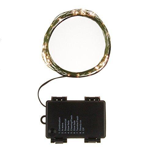Led Christmas Lights Black Cable