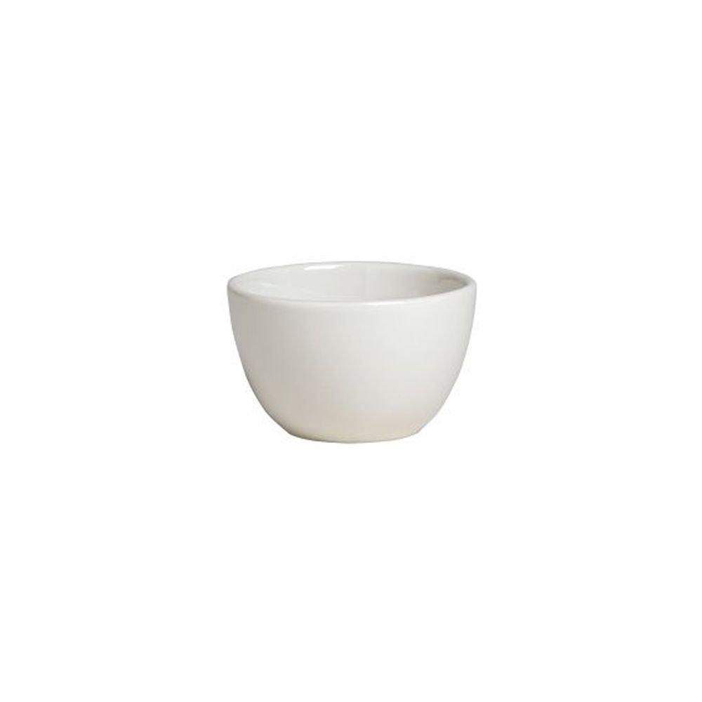 Anfora A100P079 American Basics White 9 Oz. Bouillon Cup - 24 / CS Steelite