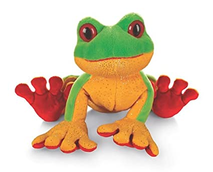 amazon com webkinz tree frog toys games