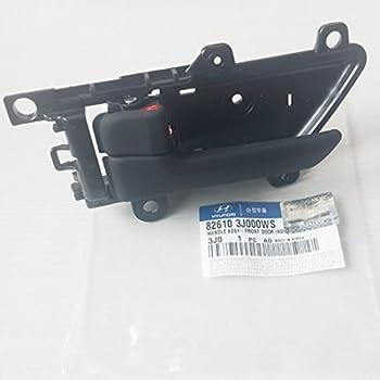 Genuine hyundai 82620 3j000 ws door handle assembly interior automotive for Hyundai veracruz interior door handle