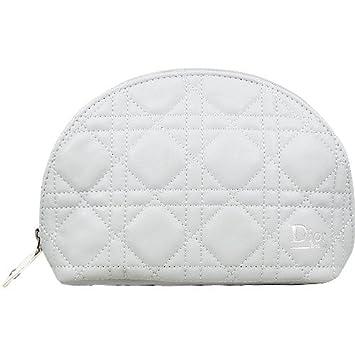Amazon.com: Dior bolsa de cosméticos belleza CD, color gris ...