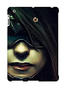 For Ipad 2/3/4 Protective Case, High Quality For Ipad 2/3/4 Anarchist Skin Case Cover