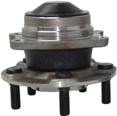 Brand New Rear Wheel Hub and Bearing Assembly for NON-ABS Caravan, Grand Caravan, Town & Country, Voyager FWD