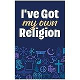 I've Got My Own Religion (Gospel Tract, Packet of 20, NKJV)