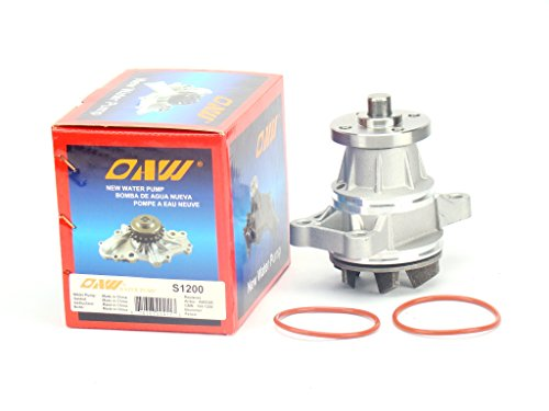 OAW S1200 Engine Water Pump for Suzuki Grand Vitara XL-7 & Chevrolet Tracker 2.5L 2.7L 1999 - 2008