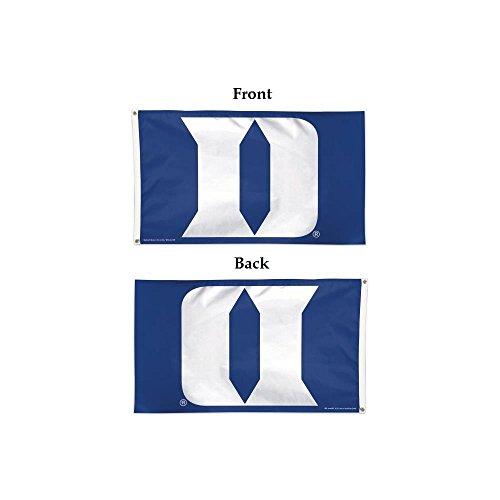(Duke University Flag 3x5 Blue Devils Deluxe Grommets Reinforced Flyend)