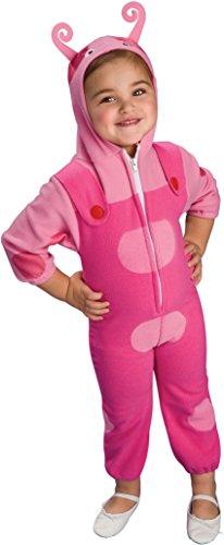 Backyardigans Deluxe Uniqua Child Costume (As Shown;Medium) - Backyardigan Costumes