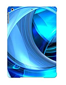 Ellent Design Abstract Fractal 3d Fractal Phone Case For Ipad Air Premium Tpu Case For Thanksgiving Day's Gift