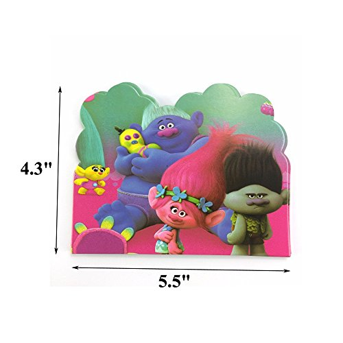 24-Count-Trolls-Invitation-Cards-Kids-Party-Supplies