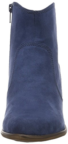 s.Oliver 25328, Botines para Mujer Azul (JEANS 845)