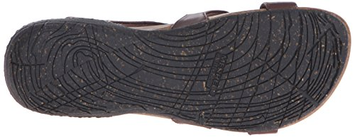marrone Merrell brown Espadrillas Marrone Basse Whisper Buckle Donna xHwx1fq