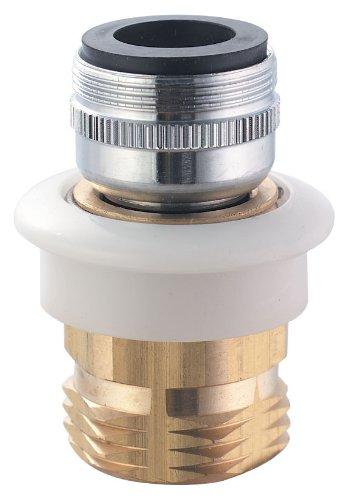 Faucet Snap - Plumb Craft Waxman 7612100LF Low Lead Snap Fit Adapter