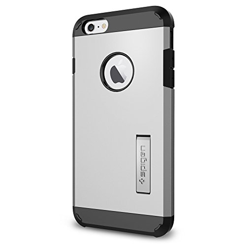 Spigen Tough Armor iPhone 6 Plus Case with Kickstand and Ext