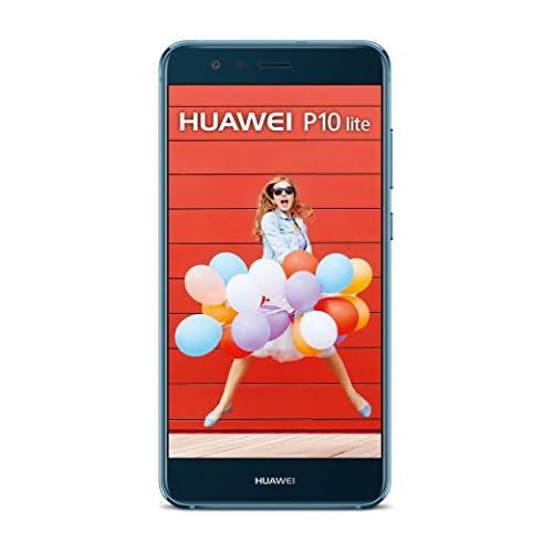 chollos oferta descuentos barato Huawei P10 Lite SIM Doble 4G 32GB Azul Smartphone 13 2 cm 5 2 1920 x 1080 Pixeles IPS 1500 1 16 9 Multi Touch