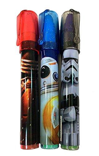 Disney Star Wars Pop Up Eraser 3 Assorted Design 36 Pieces (Complete Box) by Disney (Image #1)