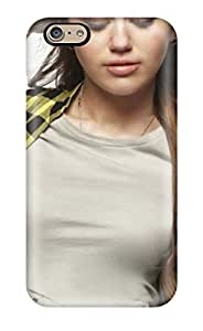 Durable Protector Case Cover With Miley Cyru Hot Design For Iphone 6