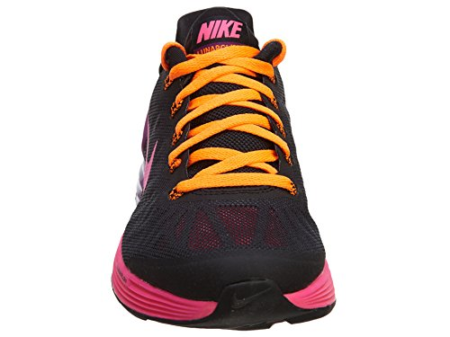 Total Pink Black Kids Bold Berry Pow Style Sport Shoes Lunarglide Big Orange Nike Trainer 654156003 w8zqFaUEWO