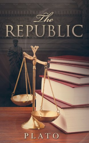 The Republic - [Political philosophy in ancient Greece] [Annotated & illustrated] [Free Audio Links] -