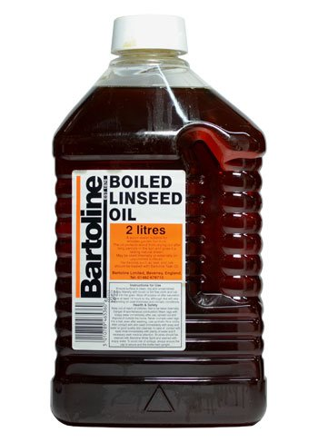 Bartoline : Boiled Linseed Oil : 2 Litre