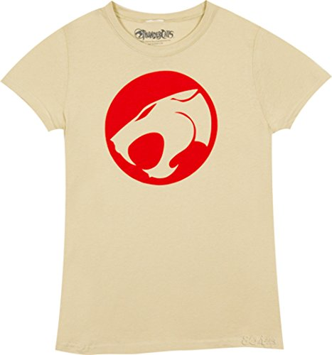 Thundercats Logo Shirt Ladies