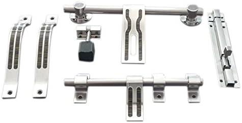 9ca6f41be8d00 Kaizentech Stainless Steel Door Accessories Kit (SS Finish) K-302 ...