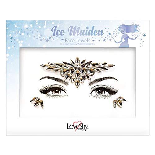 Ice Maiden face jewels FJCDU023]()