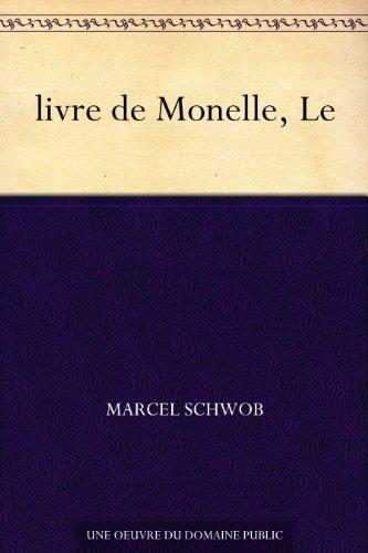 Livre De Monelle Le French Edition