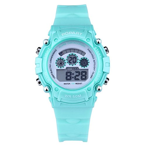 sport-kids-candy-color-luminous-date-week-countdown-alarm-watches-sports-stopwatch-wrist-watches-gre