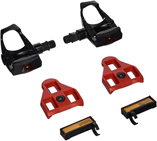 Look Compatible Road Bike Pedals - Cleats Included