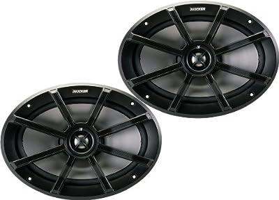 "Kicker 40PS694 6"" x 9"" 2-way Marine Speakers"