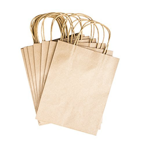 Brown Paper Bag String Handle - 2