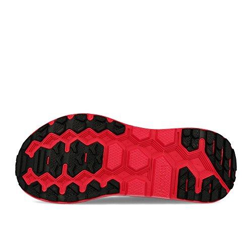 Hoka One Zapatillas Para Correr EN Montaña de Material Sintético Para Mujer, Color Gris, Talla 39