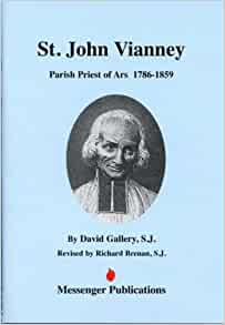 st john vianney parish priest or ars 1786 1859 9781872245621 david gallery books. Black Bedroom Furniture Sets. Home Design Ideas