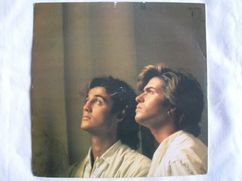 - EVERYTHING SHE WANTS/LIKE A BABY---WHAM 45 RPM PICTURE SLEEVE