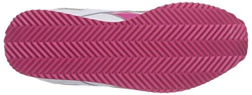 Reebok Royal Classic Jogger - Zapatillas infantil White/Candy Pink/Polished Pink