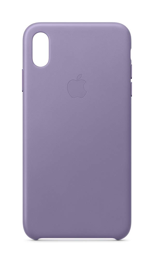 2b9f3b009c Amazon.com: Apple Leather Case (for iPhone Xs Max) - Taupe