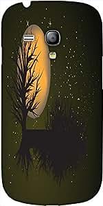 Snoogg Fantasy Background Designer Protective Back Case Cover For Samsung Gal...