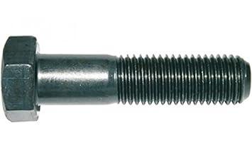 Sechskantschrauben mit Schaft DIN 931 8.8 Stahl blank M 14