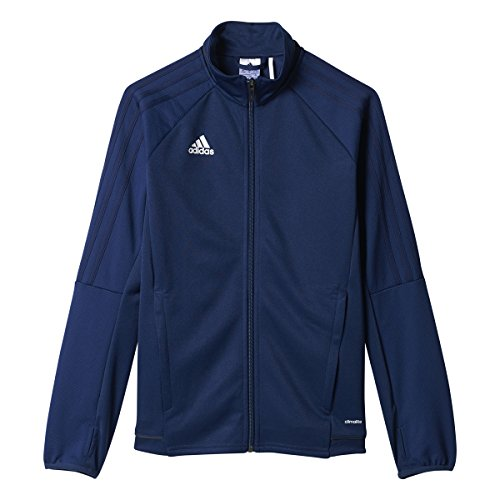 dark 17 Dark Blue Giacca Adidas Grey Youth white Tiro nbsp;training E0wAx0pqC