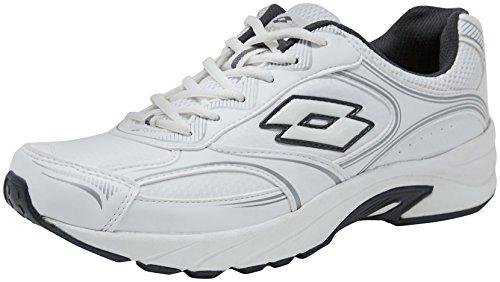 Maiorca LTH White Mesh Running Shoes