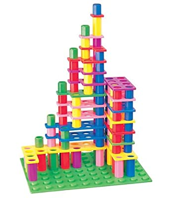 Guidecraft Skyscraper Building Set by Guidecraft