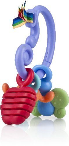 Charms Teether Ring Case Pack 24 by DDI