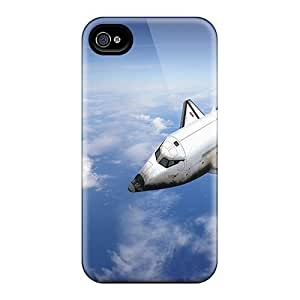 ZPM10680PDlZ Carolcase168 Awesome Cases Covers Compatible With Iphone 6plus - Space Shuttle