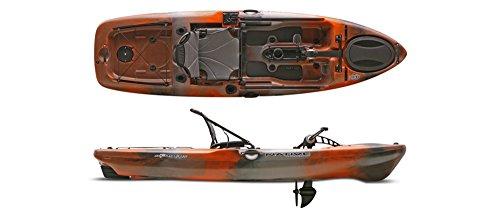 Native Watercraft Slayer 10 Propel Pedal Fishing Kayak (Copperhead)