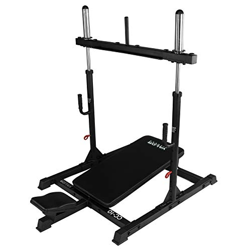 Valor Fitness CC-10 Home Gym Vertical Leg Press Machine