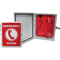 Enclosed Emergency Phone (Handset)