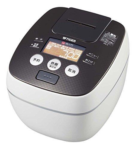 TIGER IH pressure rice cooker