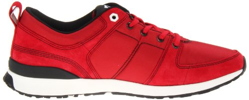 Caterpillar Mens Pacer Shoe Red