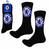 Chelsea FC Football Crest Socks